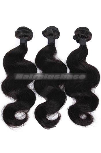 10-26 Inch Body Wave 6A Virgin Hair Weaves 3 Bundles Deal