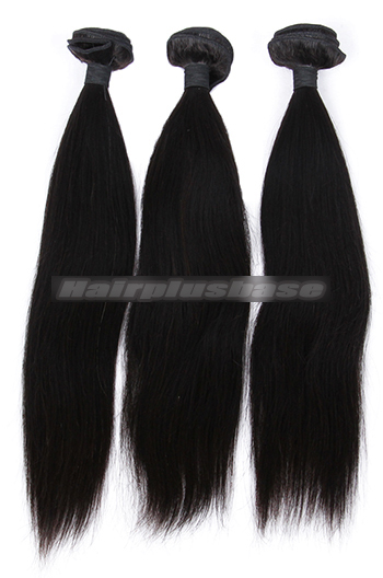 10-28 Inch Silky Straight 6A Virgin Hair Weaves 3 Bundles Deal