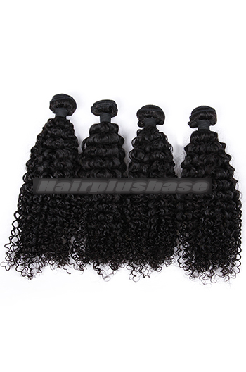 10-26 Inch Water Wave Virgin 6A Hair Wefts 4 Bundles Deal