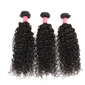 Kinky Curly 3 Bundles Malaysian Curly Hair Virgin Hair Bundles