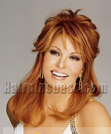Knockout Human Hair Wig Raquel Welch Hair Style