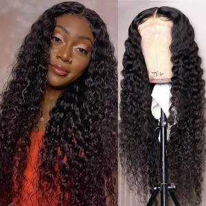 Loose Curl 13*6 Lace Front Wigs For Black Women 150%-250% Density