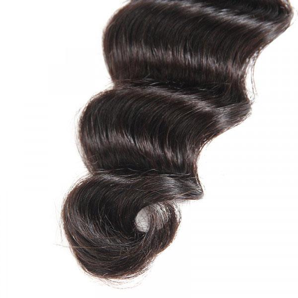 Loose Deep Wave Virgin Hair 1 Bundle Deals Wave Bundles 6