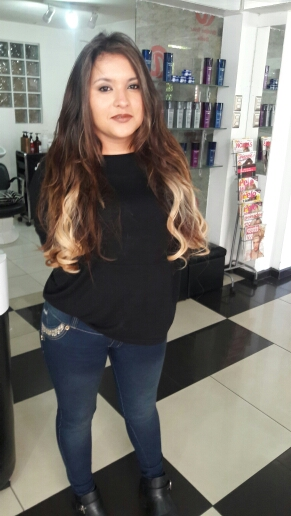 24 Inch Harmonious Ombre Clip In Remy Human Hair Extensions Three Tone Body Wave 9pcs 01