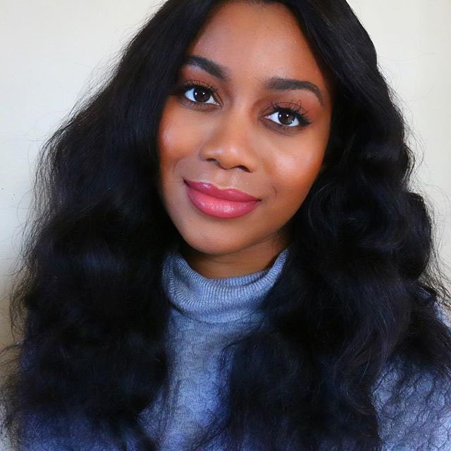 natural color 18inches Indian Remy Hair Natural Wave Silk Top Glueless Lace Front Wigs