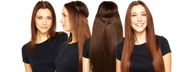 How to DIY Secret Hair Extension