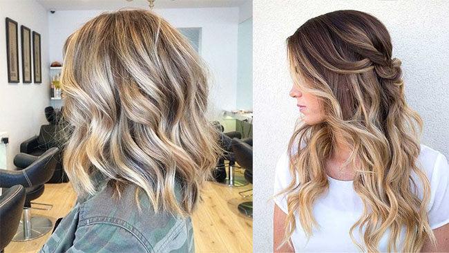 What's The Difference Between Balayage And Ombre
