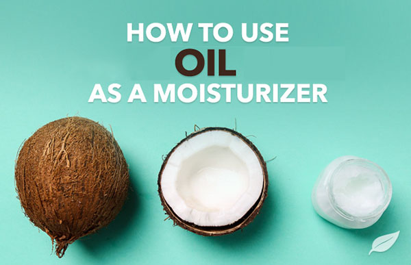 Using Oils to Moisturize Hair