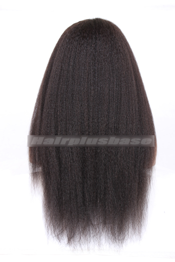 20inches natural color ,130% density .