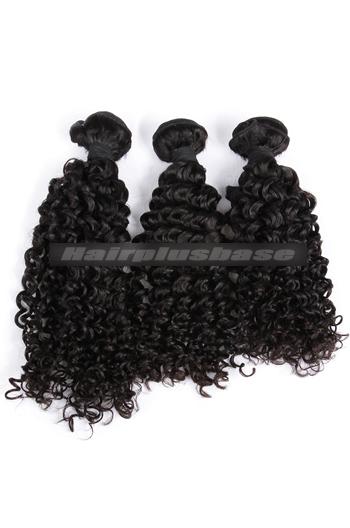 10-30 Inch 3 Bundles Deal Peruvian Virgin Hair Water Wave Hair Weave