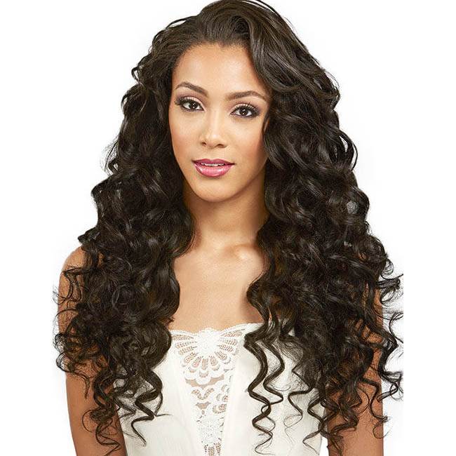 Pre Plucked Natural Hairline Loose Wave 360 Lace Wigs, 4.5inches Deep Part, 180% Density, Brazilian Virgin Hair