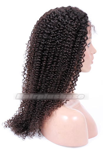 20inches , natural color ,120% normal density