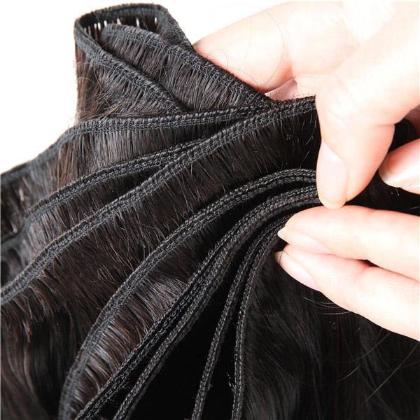 Straight Hair Weave 1 Bundle Deal Human Hair 8-40 Inch 4