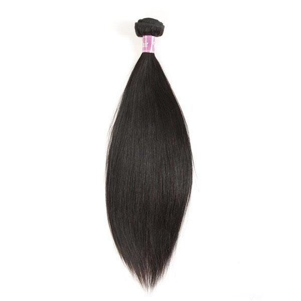 Straight Hair Weave 1 Bundle Deal Human Hair 8-40 Inch 8