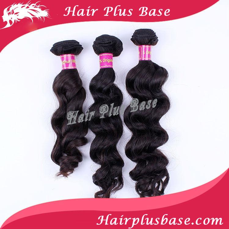 Virgin Brazilian Remy Hair Mixed Length Each Size 1 Pcs 3pcs Lot