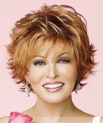 Voltage Large Human Remy Wig Raquel Welch Hairstyle