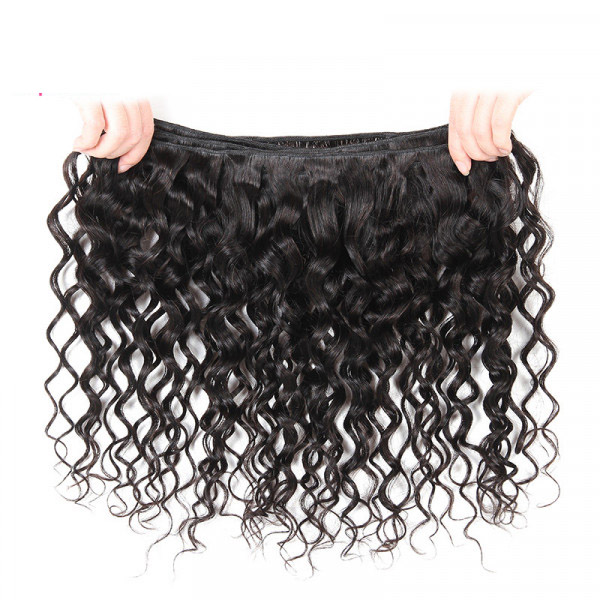 Water Wave Weave Hair 1 Bundle Deals Wet And Wavy Natural Wave 2