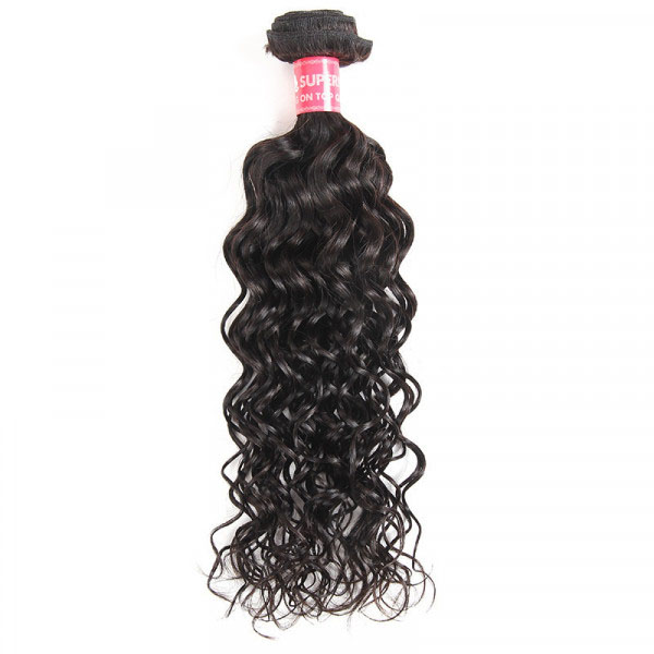 Water Wave Weave Hair 1 Bundle Deals Wet And Wavy Natural Wave 5