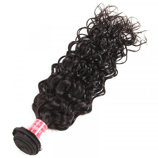 Water Wave Weave Hair 1 Bundle Deals Wet And Wavy Natural Wave 7